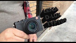 FAKE Leica?! The Leica D-Lux typ109 (camera talk #5)