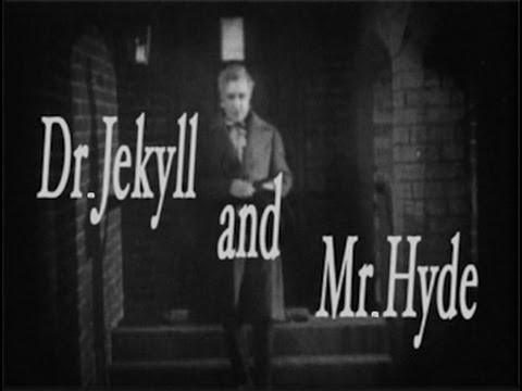 Dr. Jekyll And Mr. Hyde (1920) [silent Movie] [horror] video