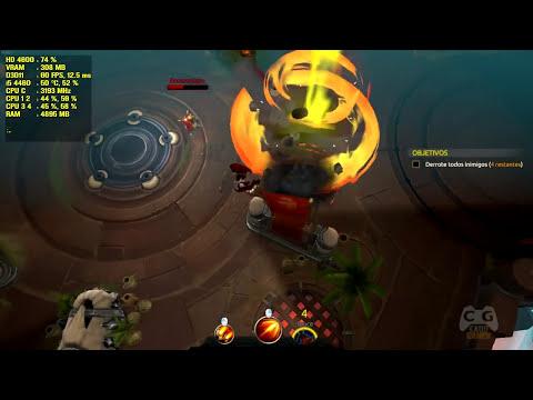 Novo Jogo Grátis da Steam Que Roda em Qualquer PC Fraco (Intel HD Graphics) #437
