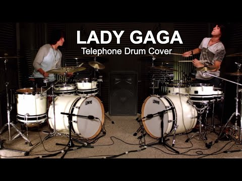 Ricky - LADY GAGA - Telephone ft. Beyonce' (Drum Cover)