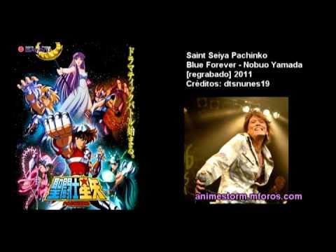 [Saint Seiya Pachinko] Blue Forever By Nobuo Yamada
