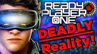 Film Theory: Ready Player One's True THREAT! (SPOILER FREE)