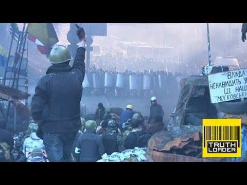 Ukraine hit by wave of violence - Truthloader
