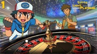 Pokémon SLP RuletaLocke Ep.1 - ¡UNA SUERTE MARAVILLOSA!