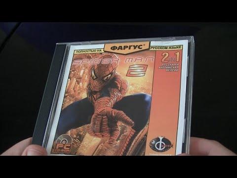 Обзор игры spider man the movie