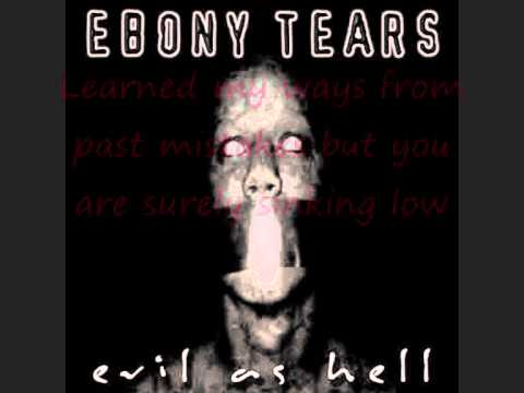 Ebony Tears - Outraged