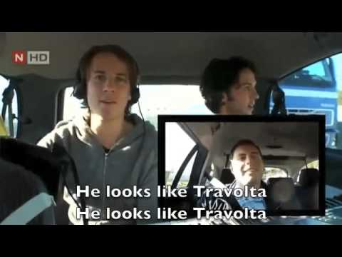 Ylvis Radio taxi - [English subtitles]