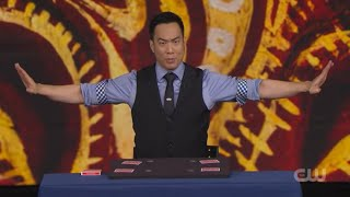 RYAN HAYASHI Fools Penn & Teller on FOOL US - Complete Version With EPIC EMOTIONAL ENDING