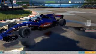 Idiotically Playing Motorsports Manager FIRE17 New Team From F3-F1 (Y09E07) F1 Round6