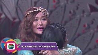 HISTERIS! Yulia Tak Menyangka Bisa Bertemu Inul Sang Bintang Idolanya   LIDA 2019