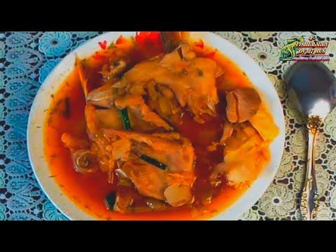 Острый рыбный суп, или Уха корейских рыбаков .