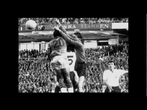 Brasil x Sucia - Final da Copa de 1958 - Completo