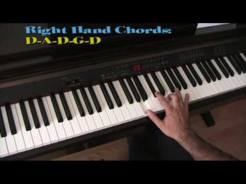 Wanderlust - Paul McCartney (Piano Video Tutorial)