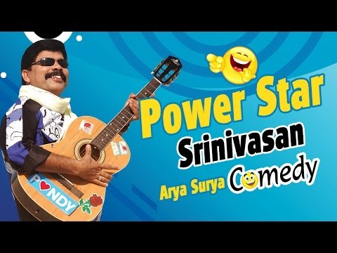 Arya Surya | Tamil Movie Comedy | T.Rajendar | Power Star |...