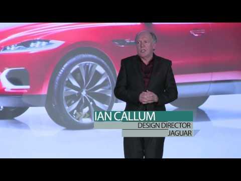 Jaguar Land Rover Detroit Media Briefing Web Video
