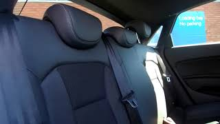 NK15RZJ Audi A1 Sportback S line 1.4 TFSI 125 PS 6 speed