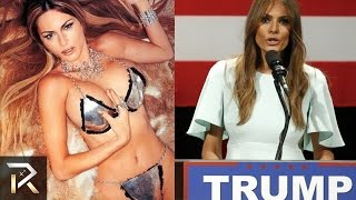 10 Hot Photos of MELANIA, TRUMP