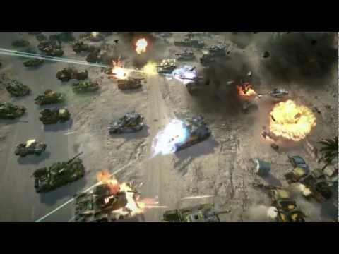Command & Conquer� Gamescom 2012 Announce Gameplay Trailer