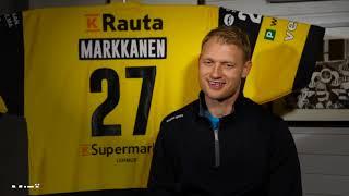 Pelaajakortit 2017-2018, Jussi Markkanen