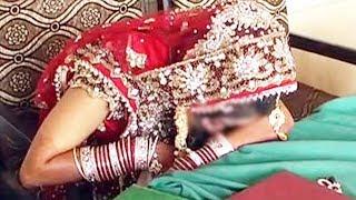 शादी के दिन दूल्हा-दुल्हन के साथ स्टेज पर हो गई ऐसी घटना