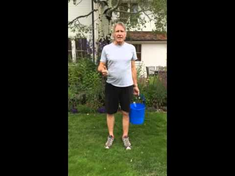 Harrison Ford ALS Ice Bucket Challenge