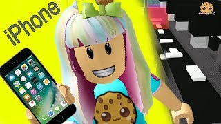 iPhone Factory ! Cell Phone Tycoon Let's Play Roblox Game