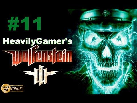 Wolfenstein 2009 Gameplay Walkthrough Mission 7:Castle (Queen Geist Boss Battle)