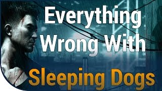 Game Sins | Everything Wrong With Sleeping Dogs In Twelve Minutes
