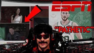 Dr  Disrespect featured on ESPN - Apex Legends Highlights