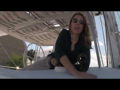 New Lagoon 52 catamaran -Exterior Features-