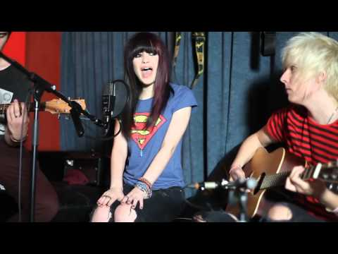Christina Parie - Ex Oh! (Acoustic)