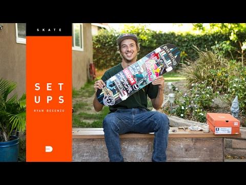 Set ups: Ryan Decenzo