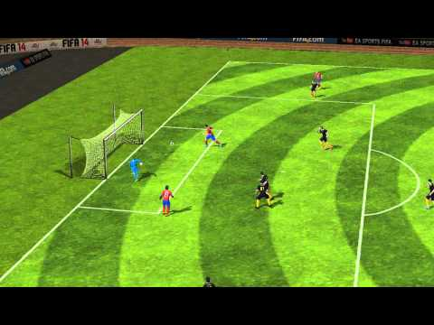 FIFA 14 Android - Barbados VS AEK Athens