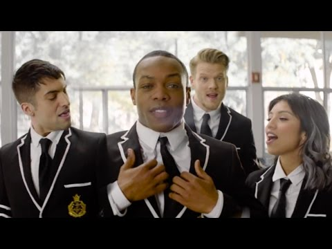 [OFFICIAL VIDEO] New Rules x Are You That Somebody? - Pentatonix