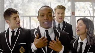 Black and White - Todrick Hall ft. Superfruit & Kirstin Maldonado [Official Music Video]