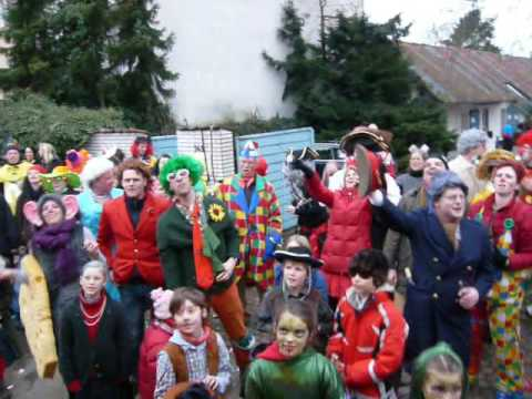 Karneval in Wahn 2009 (Teil 1)