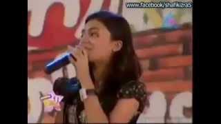 Nazriya Nazim Singing Odenda Odenda With Kalabhavan Mani