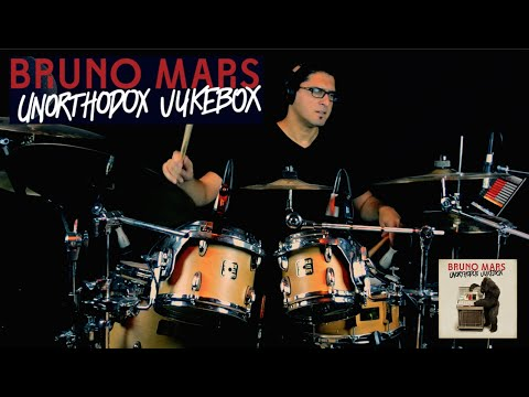 Bruno Mars - Treasure - Drum Cover by Leandro Caldeira
