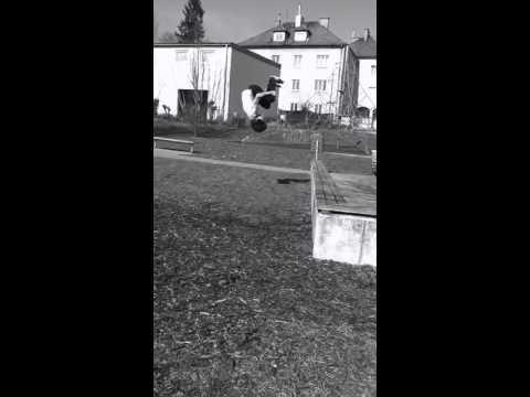 In der Schule salto