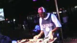 DJ  Esquire - live set clip 1 - 2nd place