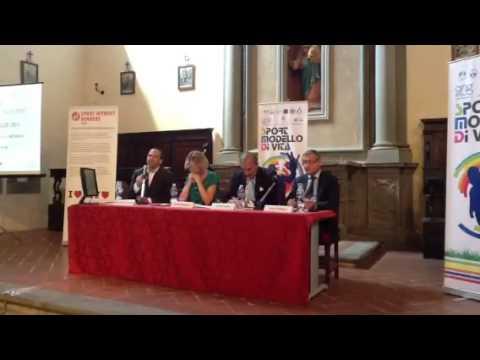 """""""I valori universali dello Sport"""" workshop Sport Without Borders Italy e Sport Modello di Vita"""