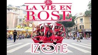 [KPOP IN PUBLIC] IZ*ONE (아이즈원) - La Vie en Rose (라비앙로즈) MAMA ver DANCE COVER by FGDance from Vietnam