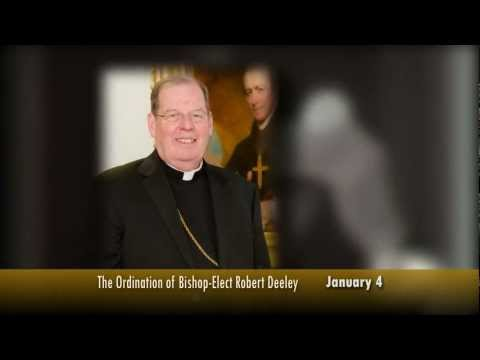 Ordination of Bishop-elect Robert Deeley