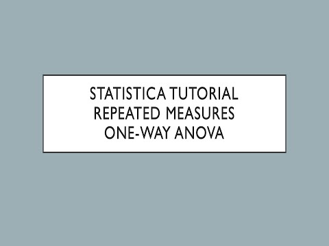 how to run anova spss