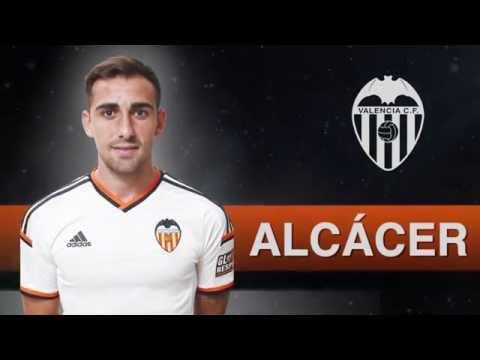 VALENCIA CF: PACO ALCÁCER PAST/FUTURE