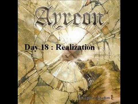 Ayreon - Day Eighteen_ Realization