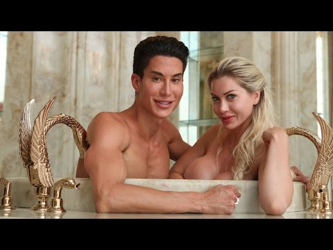 Pixee Fox And Justin Jedlica Are The Real Life Barbie And Ken: HOOKED ON THE LOOK thumbnail