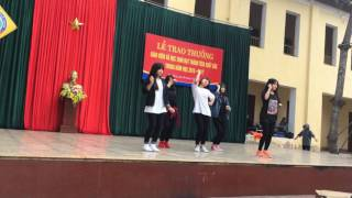 [Step Up Crew] All I Wanna Do - L.I.E - Not Today Dance cover
