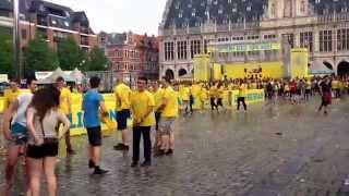download lagu Lipton Big Splash-ladeuzeplein In Leuven gratis