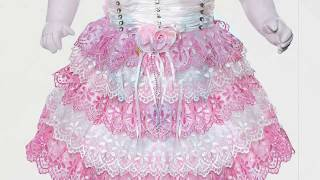Baby dress designs for winter - Designer dresses of baby girl
